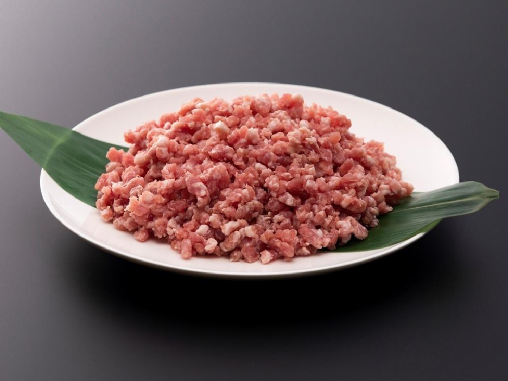 みやじ豚のひき肉(粗挽き)